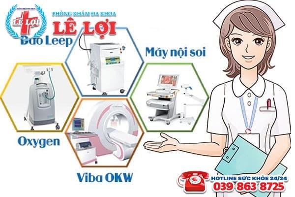 Địa chỉ chữa bệnh phụ khoa uy tín tại TP Vinh tỉnh Nghệ An