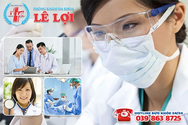 Phòng khám Lê Lợi - Địa chỉ chữa dính buồng tử cung uy tín ở Đô Lương Nghệ An