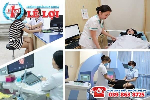 Chữa dính buồng tử cung hiệu quả, chi phí phải chăng tại Phòng khám Lê Lợi