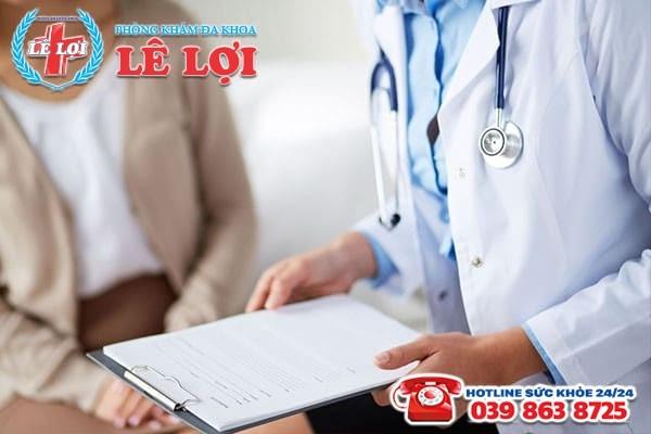 Hỗ trợ điều trị chứng rong kinh với mức phí hợp lý tại Đa Khoa Lê Lợi