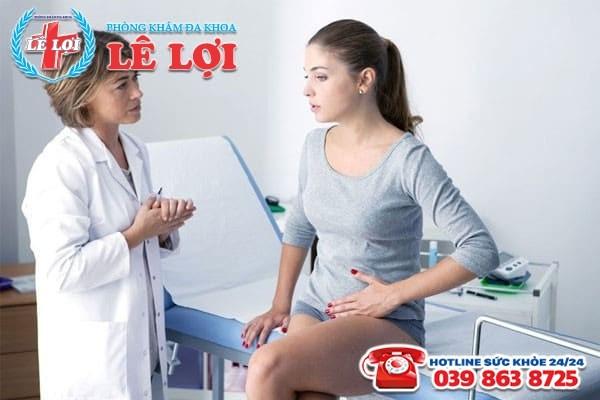 Địa chỉ uy tín chữa viêm cổ tử cung tại TP Vinh Nghệ An