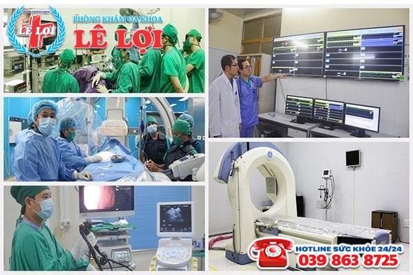 Hệ thống máy móc, thiết bị y tế hiện đại