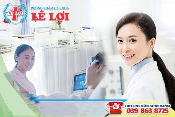 Đa Khoa Lê Lợi - Địa chỉ khám chữa bệnh uy tín chất lượng toàn diện