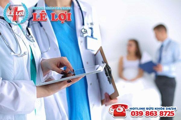 Kiểm tra sức khỏe sinh sản uy tín, chất lượng tại Phòng Khám Đa Khoa Lê Lợi