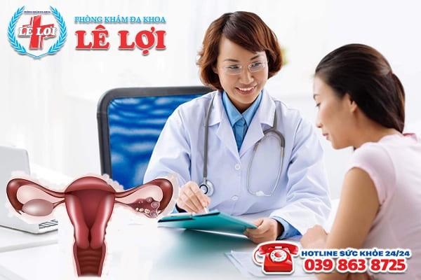 Cùng chuyên gia tìm hiểu về bệnh viêm buồng trứng ở nữ giới