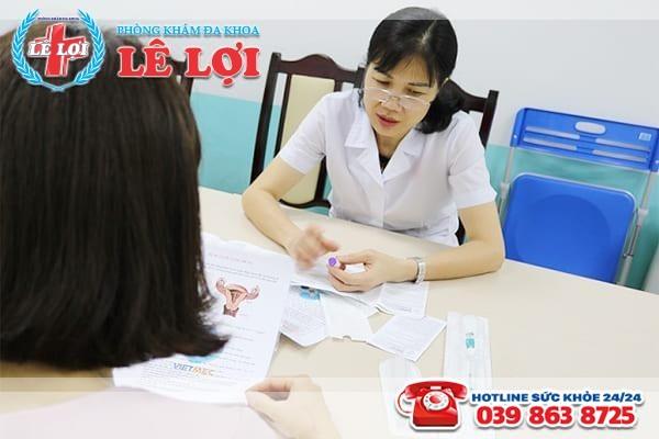 Chăm sóc sức khỏe sinh sản uy tín tại Đa Khoa Lê Lợi
