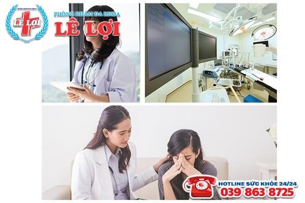 Tại sao nữ giới cần khám chữa bệnh viêm phụ khoa