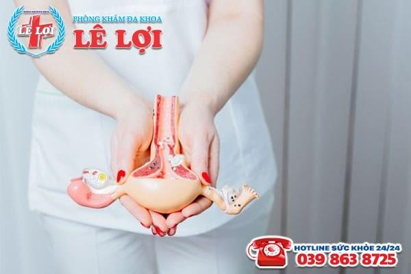 Dính buồng tử cung có thể gây vô sinh cho nữ giới nếu không được điều trị sớm