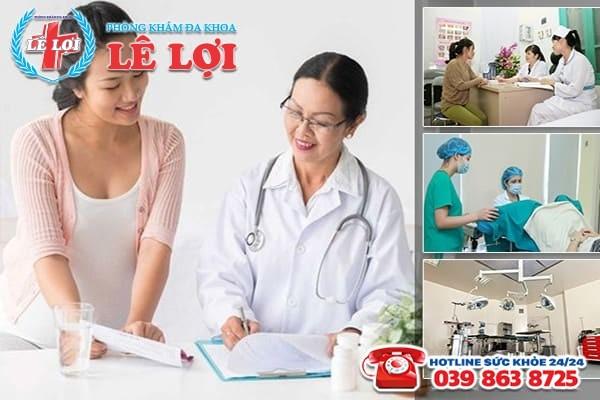 Địa chỉ chữa nang naboth cổ tử cung hiệu quả ở Nam Đàn Nghệ An