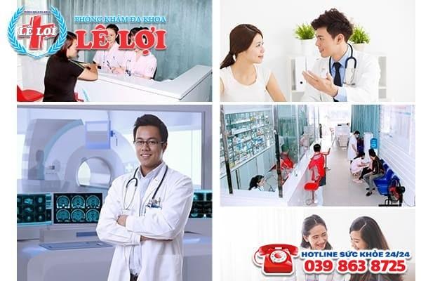 Địa chỉ chữa nang naboth cổ tử cung tốt nhất ở Đô Lương Nghệ An