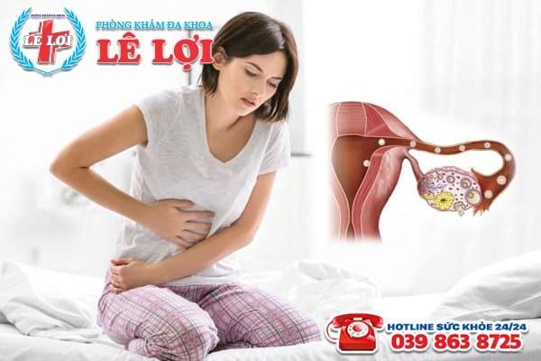 Hình ảnh minh họa bệnh suy buồng trứng sớm ở nữ giới