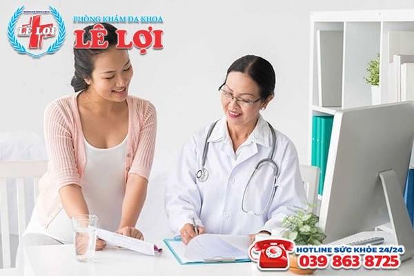 Địa chỉ chữa viêm âm đạo hiệu quả ở Đô Lương Nghệ An