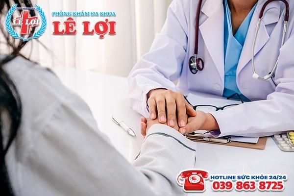 Địa chỉ chữa viêm cổ tử cung hiệu quả nhất tại TP Vinh Nghệ An?