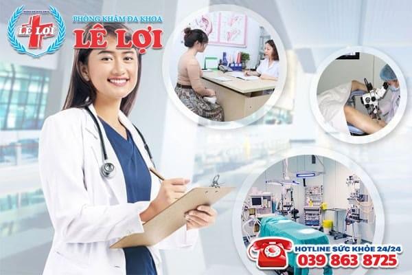 Địa chỉ chữa viêm lộ tuyến cổ tử cung hiệu quả ở Đô Lương Nghệ An