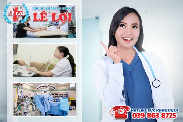 Địa chỉ chữa viêm lộ tuyến cổ tử cung tốt nhất Nam Đàn Nghệ An