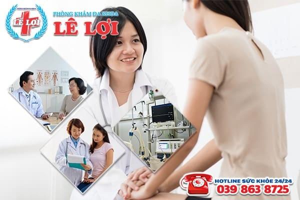Địa chỉ chữa viêm phần phụ uy tín chất lượng ở Nam Đàn Nghệ An