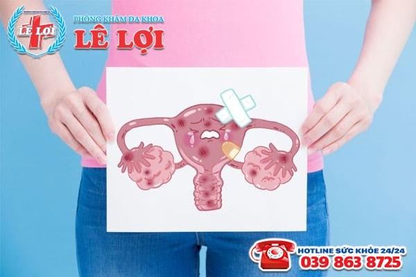Viêm vùng chậu gây ảnh hưởng đến sức khỏe sinh sản của nữ giới nếu không chữa sớm
