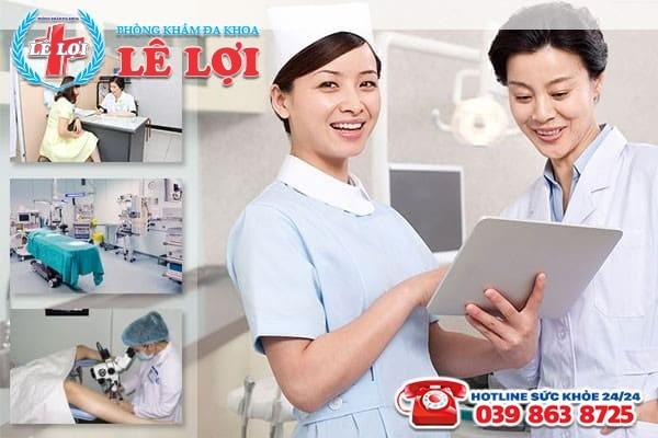 Địa chỉ chữa viêm vùng chậu uy tín ở Đô Lương Nghệ An
