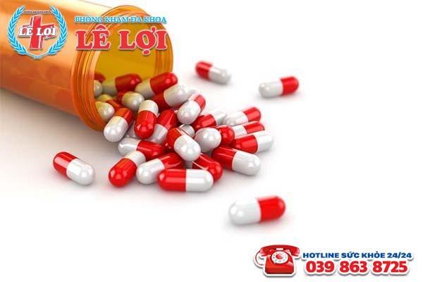 Thuốc chữa viêm buồng trứng hiệu quả