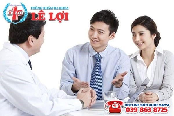 Địa chỉ thăm khám sức khỏe sinh sản uy tín tại TP Vinh Nghệ An