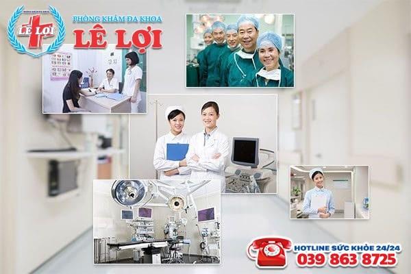 Phòng Khám Lê Lợi - Địa chỉ khám và điều trị hiện tượng đặt thuốc phụ khoa ra máu hiệu quả