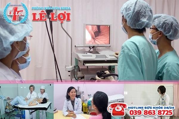 Phòng Khám Đa Khoa Lê Lợi - địa chỉ chăm sóc sức khỏe sinh sản uy tín