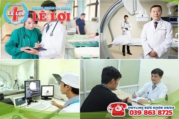 Đa Khoa Lê Lợi - địa chỉ chữa tinh trùng loãng uy tín