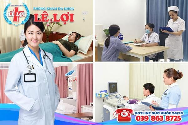 Chăm sóc sức khỏe sinh sản nữ tại Đa Khoa Lê Lợi