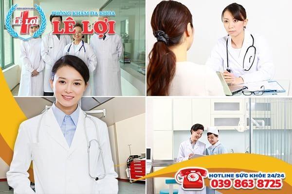 Đa Khoa Lê Lợi - địa chỉ phá thai an toàn, uy tín tại Nghệ An