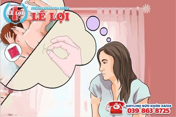 Tư vấn bác sĩ Tháo vòng tránh thai bao lâu thì quan hệ được?