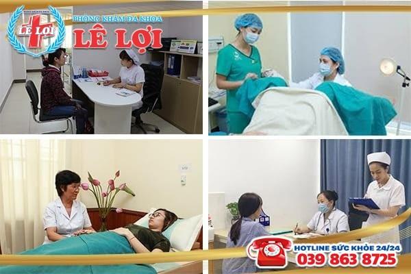 Phá thai bằng thuốc an toàn tại Đa Khoa Lê Lợi