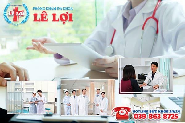 Thu hẹp tầng sinh môn an toàn, hiệu quả tại Phòng khám Lê Lợi