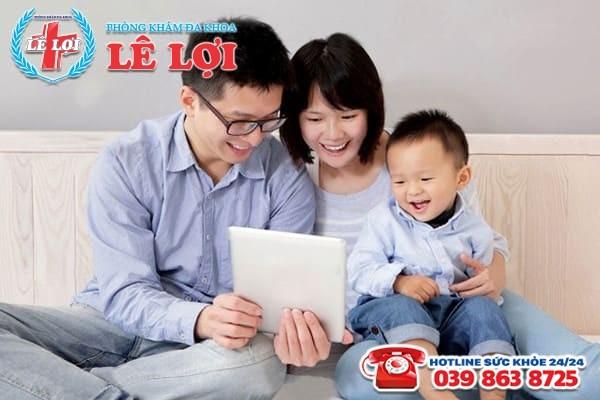 Kiểm tra sức khỏe sinh sản giúp nam và nữ giới giữ gìn hạnh phúc gia đình