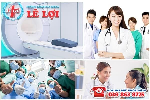 Đa khoa Lê Lợi - Địa chỉ khám phụ khoa uy tín tại TP Vinh Nghệ An