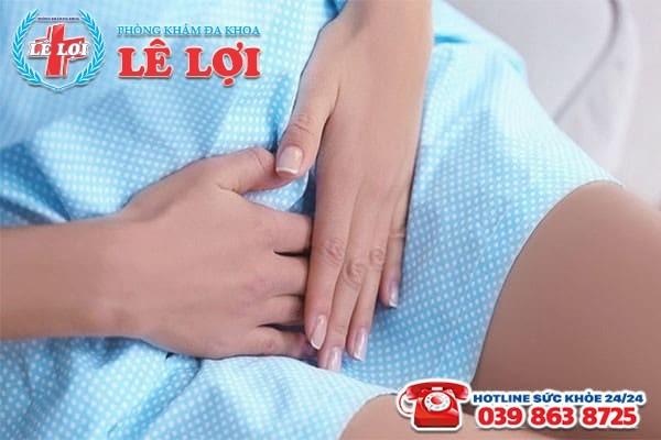 Đau xương mu vùng kín ở nữ giới là bị gì?