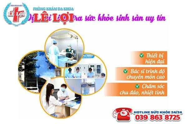 Địa chỉ kiểm tra sức khỏe sinh sản uy tín ở Đô Lương Nghệ An