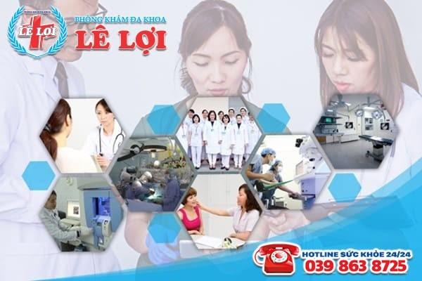 Hỗ trợ điều trị bệnh bằng phương pháp nội ngoại khoa kết hợp