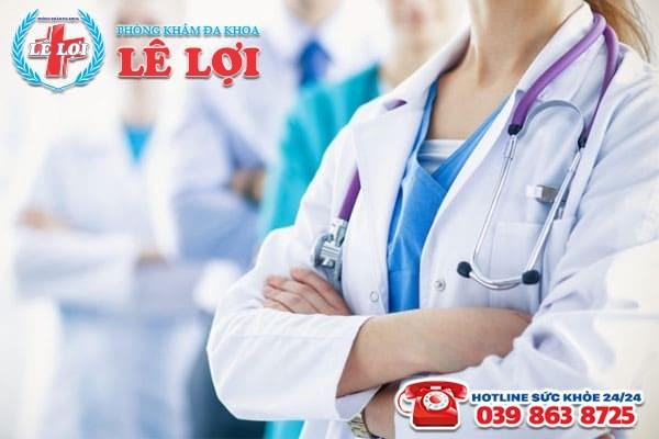 Địa chỉ chữa bệnh phụ khoa uy tín tại TP Vinh Nghệ An