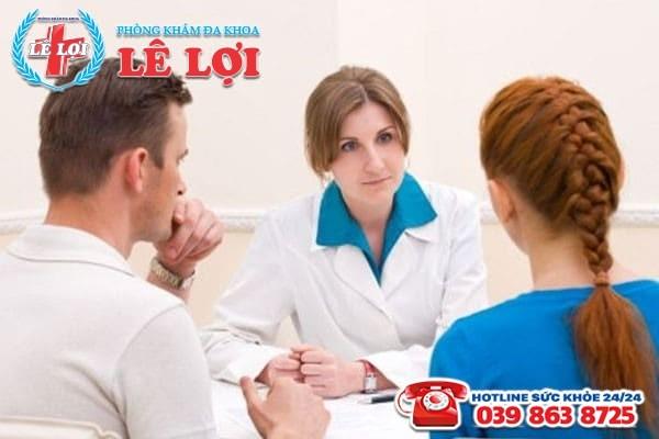 PK Đa Khoa Lê Lợi - Địa chỉ khám sức khỏe sinh sản uy tín