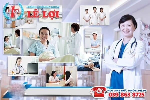 Phòng Khám Lê Lợi - Địa chỉ thăm khám thai uy tín và kết quả chính xác nhất
