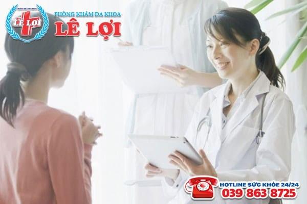 Địa chỉ khám sức khỏe sản phụ khoa tại TP Vinh Nghệ An