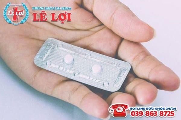 Những điều cần lưu ý khi uống thuốc tránh thai khẩn cấp